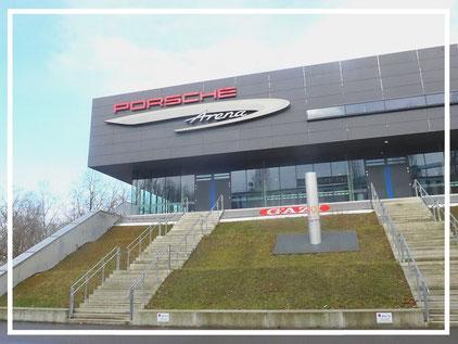 Porsche Arena Stuttgart