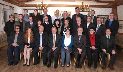 Gemeinderat 2015 - 2021