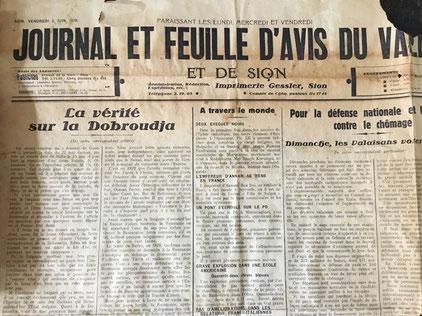 French/Swiss primitive school  'La Creation du Monde' 1930's