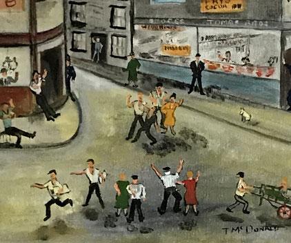 Memories of saturday night fights mid 20th century