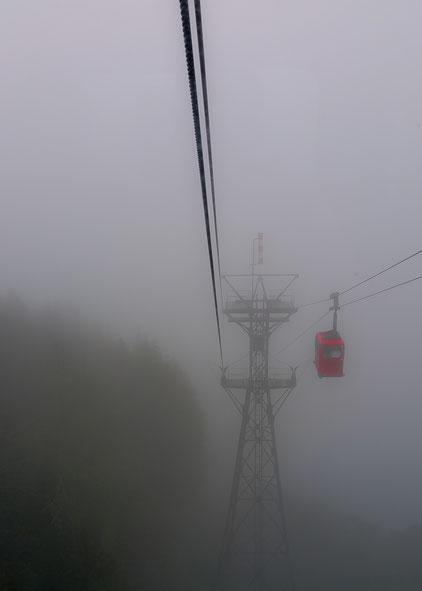 Auf dem Weg zum Zwölferhorn, 1.521 m