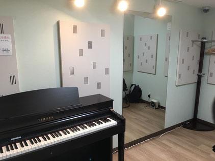 piano studio tokyo japan