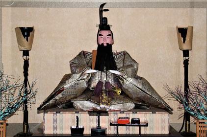 【 天神人形(雛匠豊寿 作)】