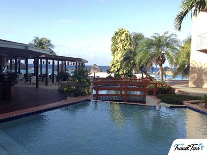 Resort op Curaçao