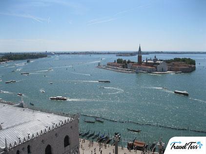 Eiland in Venetië