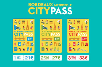 Bordeaux top things to do - Bordeaux City Pass - Copyright Bordeaux Tourism Office