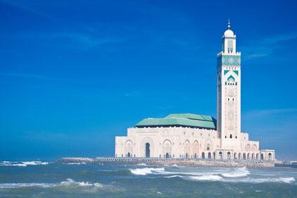 Gran Mezquita de Casablanca - Solomarruecos.com