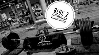 Team Aesthedicated im Fitnessstudio, unstoppable, dedicated, Blogberichte, Merchandise und Deadlifts