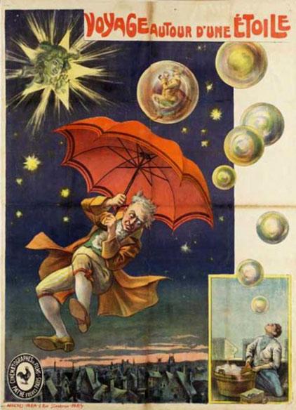 Voyage autour d'une étoile (1906)
