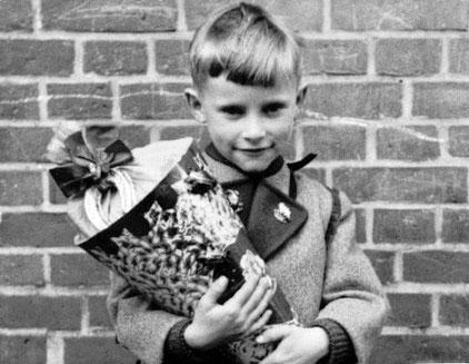 Einschulung Ostern 1955