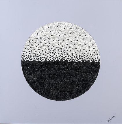 Quadro Scultura - Arte Contemporanea -Mosaico