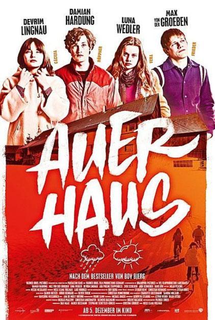 Auerhaus Plakat