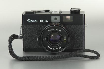 ROLLEI XF 35  ©engel-art.ch