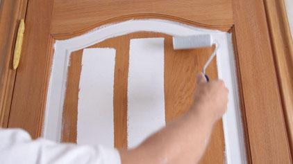 Peindre les boiseries et les portes