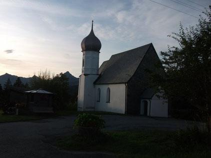 Weißensee Oberkirch