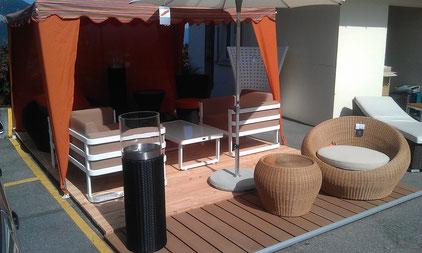 Opendays 2012 mit Mazuvo Produkten