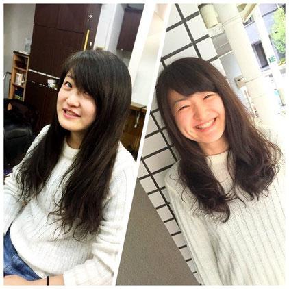 横浜・日吉・菊名・美容室☆女性の笑顔を作る専門家☆美容家 奥条勇紀 可愛いパーマにはトリートメントを捨てなさい