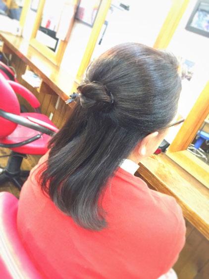 横浜・日吉・菊名・美容室☆女性の笑顔を作る専門家☆美容家 奥条勇紀 卒業式のヘアセットの方程式といえば