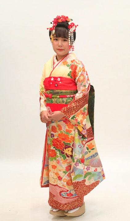 横浜・日吉・菊名・美容室☆女性の笑顔を作る専門家☆美容家 奥条勇紀 成人式前撮りの髪型の決め方