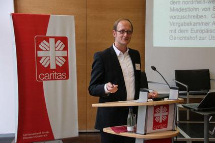 Tom Veltmann zum modernen Erfolgsmodell der CSR-LOGIK