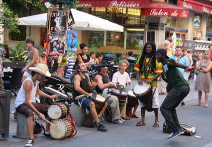Festival in Avignon