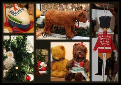 Weihnachtsstimmung beim 21. Geburtstag der Bärenhöhle Mahnke