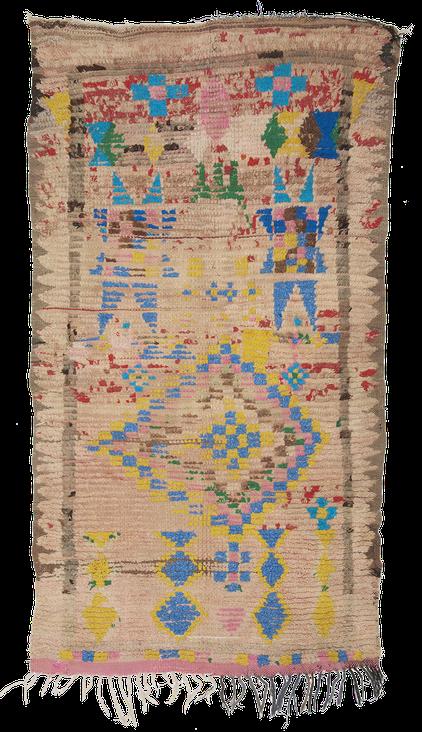 Teppich. Zürich. Vintage berber rug. Handgeknüpfter Berber Teppich. Boujad. Kilimmesoftly.ch