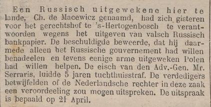 Het nieuws van den dag : kleine courant 16-04-1881
