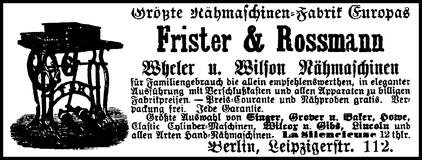 """""""Modell 1870"""" - June 1870 Advertise"""