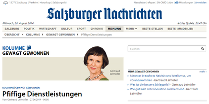 Quelle: Salzburger Nachrichten