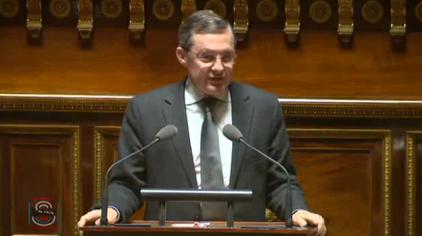 Regardez la réponse de Philippe Bas au Premier minsitre à la tribune du Sénat, 28/10/2014 - Cliquez sur l'image pour lire la vidéo