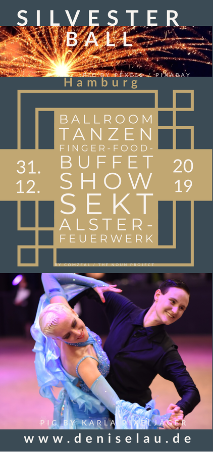 queerer Silvester-Ball 2019 / Flyer vorn