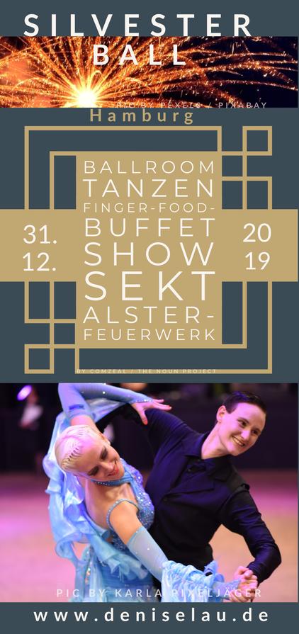 queerer Silvester-Ball 2019 / Flyer vorn