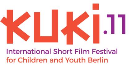 Logo 11. Internationale Kurzfilmfestival für Kinder und Jugendliche (KUKI)