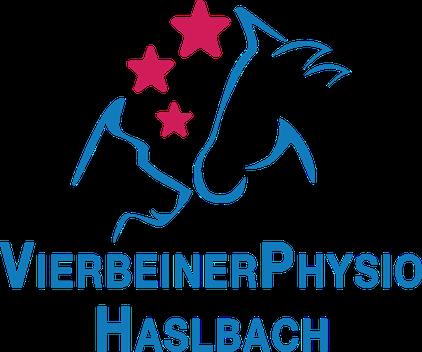 Logo der tierphysiotherapie Haslbach