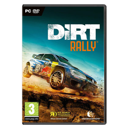 DiRT Rally disponible ici.