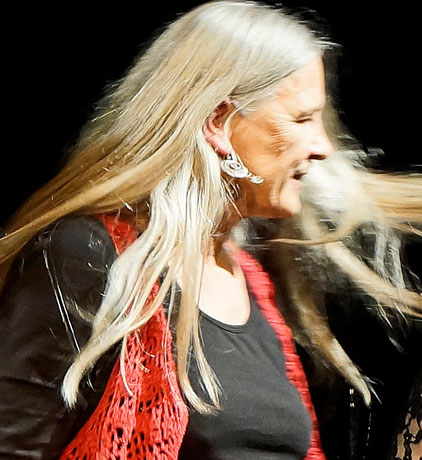Collage - mit Textstreifen