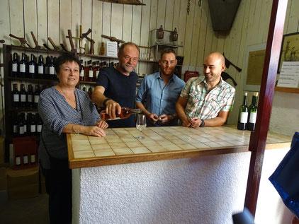 gite à Roquefort des Corbières (Aude)