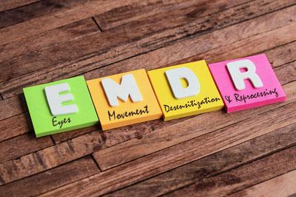 Traumatherapie mit EMDR oder Hypnose