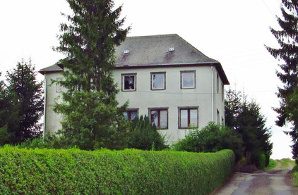 Das ehemalige Turnerheim heute 2014