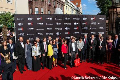 Viele Stars kamen zur Premiere der Nibelungenfestspielen in Worms.