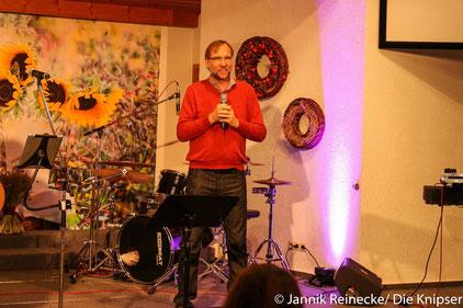 Vom 16. bis 20. Oktober trat Tobias Kley in Osthofen auf.