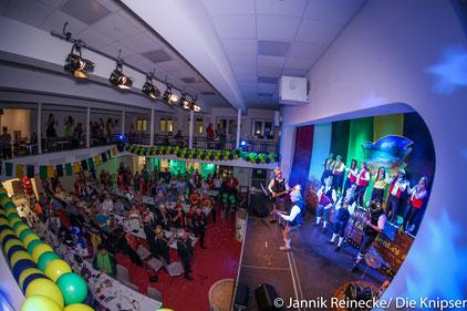 Die Fastnachtssitzung in Rheindürkheim war wieder eine tolle Party.