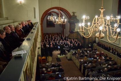 Großer Zulauf bei Adventskonzert in der Bergkirche
