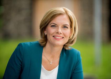 Julia Klöckner. Foto: CDU