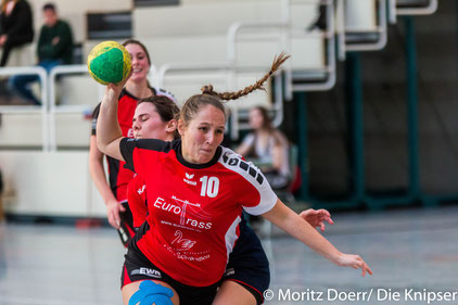 Die Osthofener gewannen das Spiel zuhause gegen Ingelheim mit 24:12.