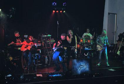 Archivfoto / Blue Lizzards bei der 2. Classic Rock Nacht.