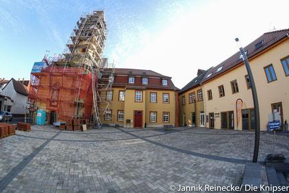 Drei Jahre lang wurde um den Namen für den Platz am Rathaus getüfftelt – jetzt wurde endlich einer gefunden.