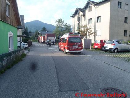 © Feuerwehr Bad Ischl