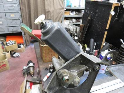 サバンナRX-7 FC3C リトラクタブルヘッドライト動かない修理